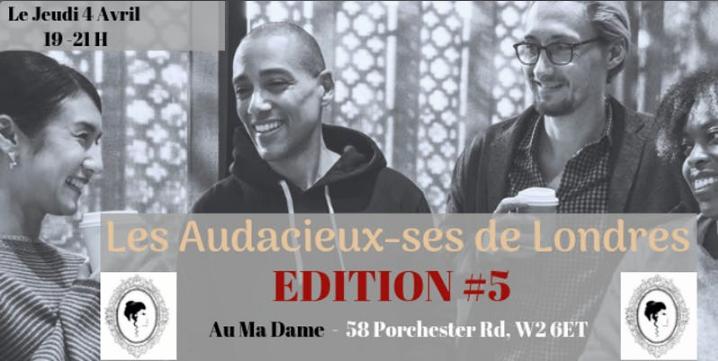 A la rencontre de Redouane Bougheraba, humoriste français londonien