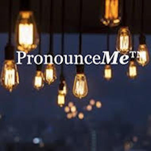 PronounceMe logo